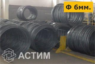 Арматура А3 А500С Ф6 мм в бухтах